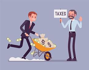 tax-evasion-attempt-flat-design_89224-39