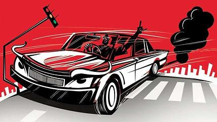 Rash and negligent act. Rash Driving