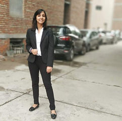 Arushi Goyal, Towards Law Career