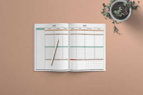 Ivy.ly Goal Planner