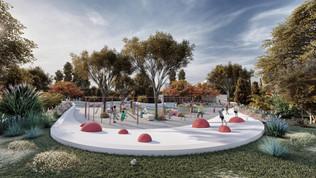 Salina Municipal Park-Competition Entry