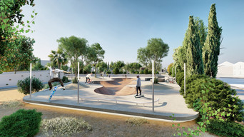 Salina Municipal Park-Competition Entry