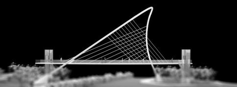 Footbridge proposal