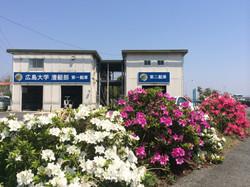 広島大学漕艇部艇庫
