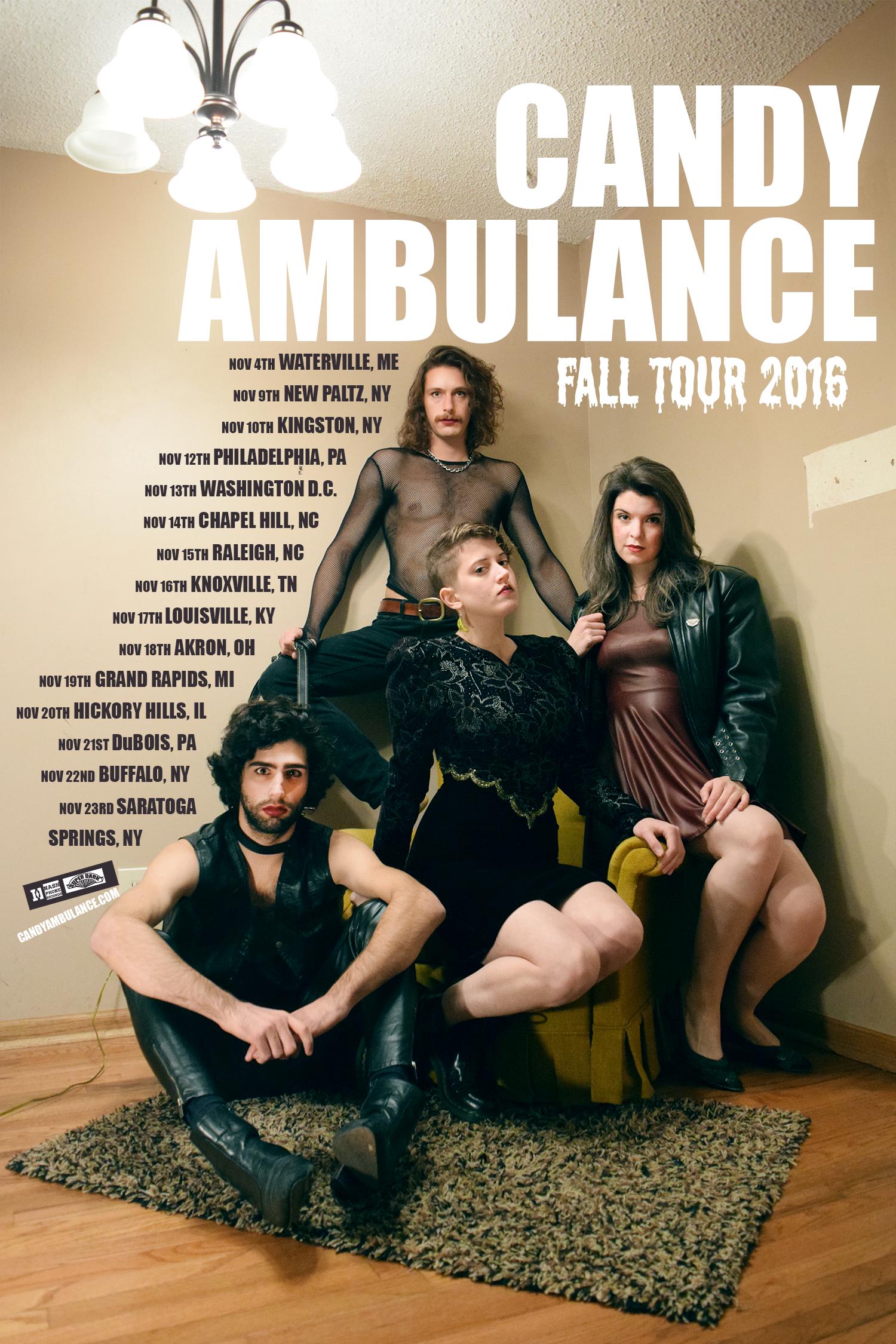 FALL TOUR 2016