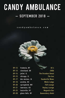 FALL TOUR 2018