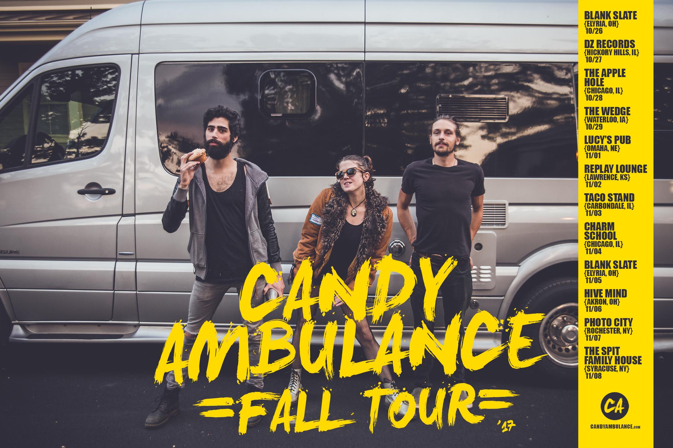 FALL TOUR 2017
