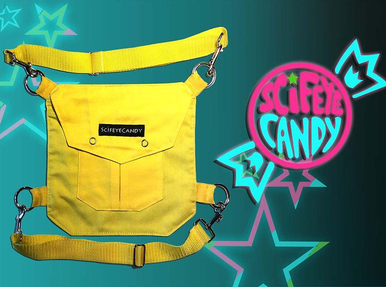 Sun Yellow Leg Bag 2.0