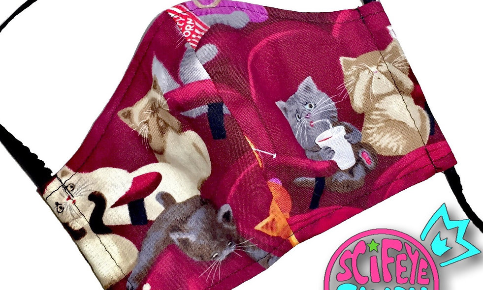 Theatre Cats Cloth Dust Mask