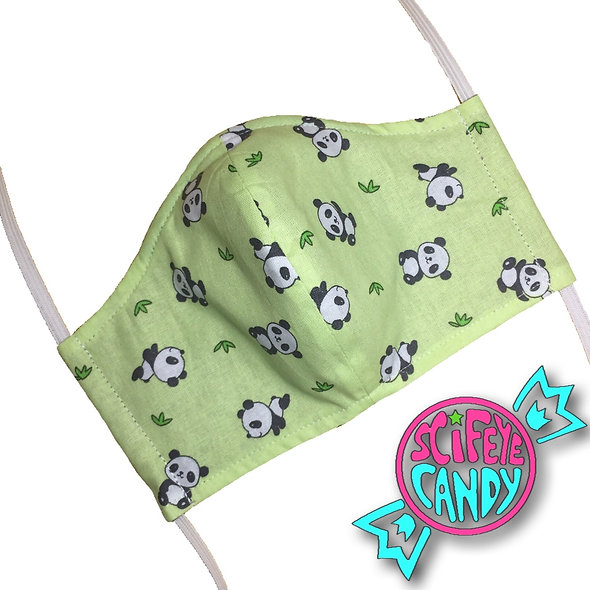Panda Cloth Dust Mask