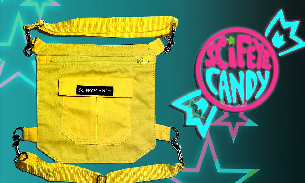 Utility Yellow Leg Bag 2.0