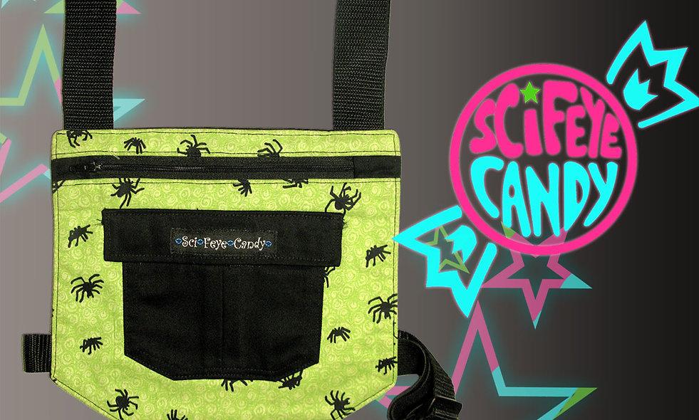 Atomic Spider Leg Bag 1.0 by SciFeyeCandy