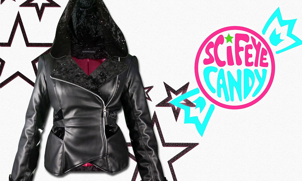 SciFeyeCandy Jacket
