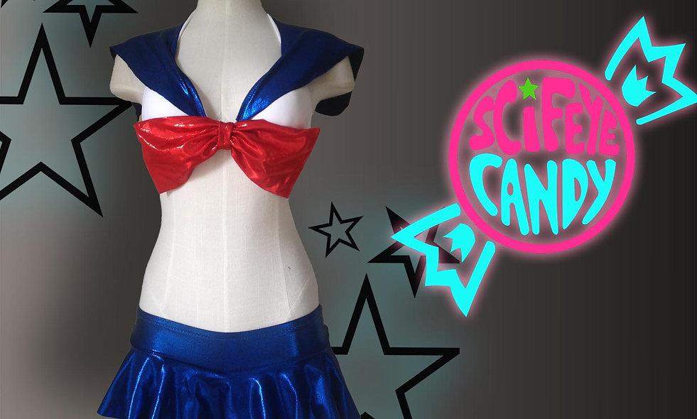 Sailor Lingerie Sets by SciFeyeCandy