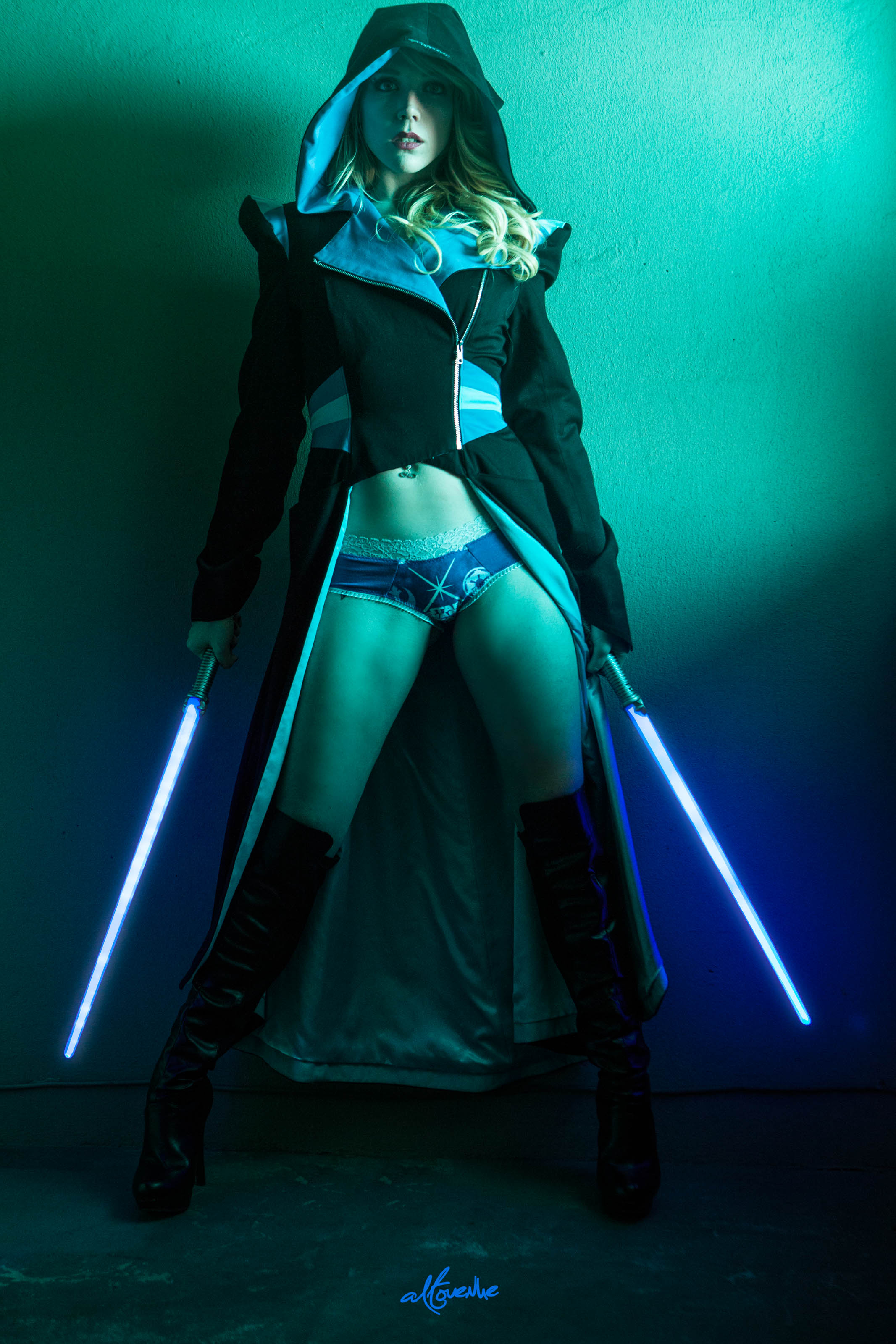 Glow in the Darkside Rebel Panties