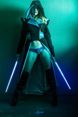 Glow in the Darkside Rebel Panties