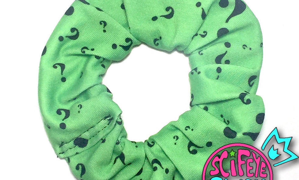 Enigmatic Scrunchie