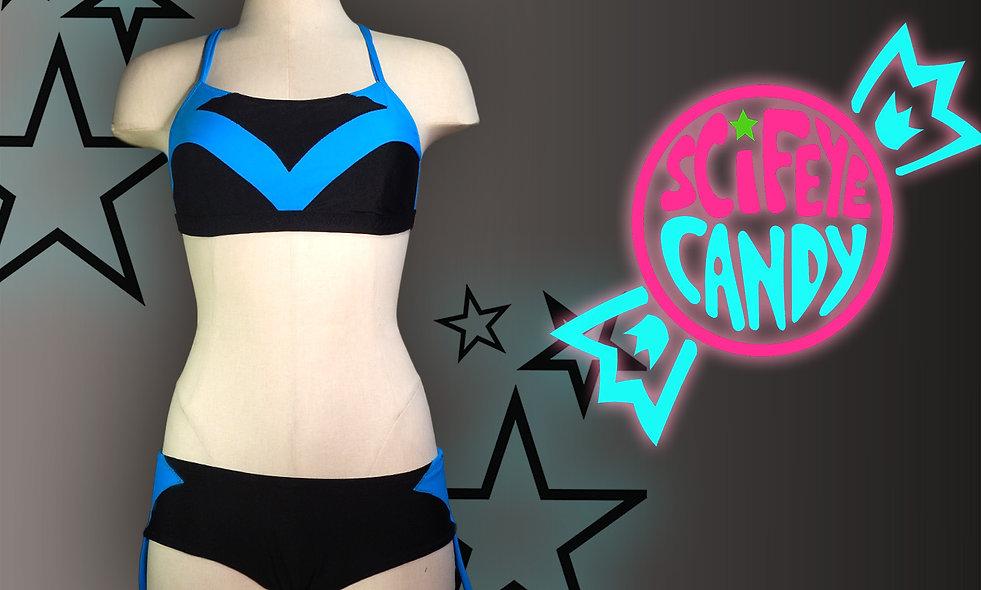 Lady Knightwing Bikini by SciFeyeCandy