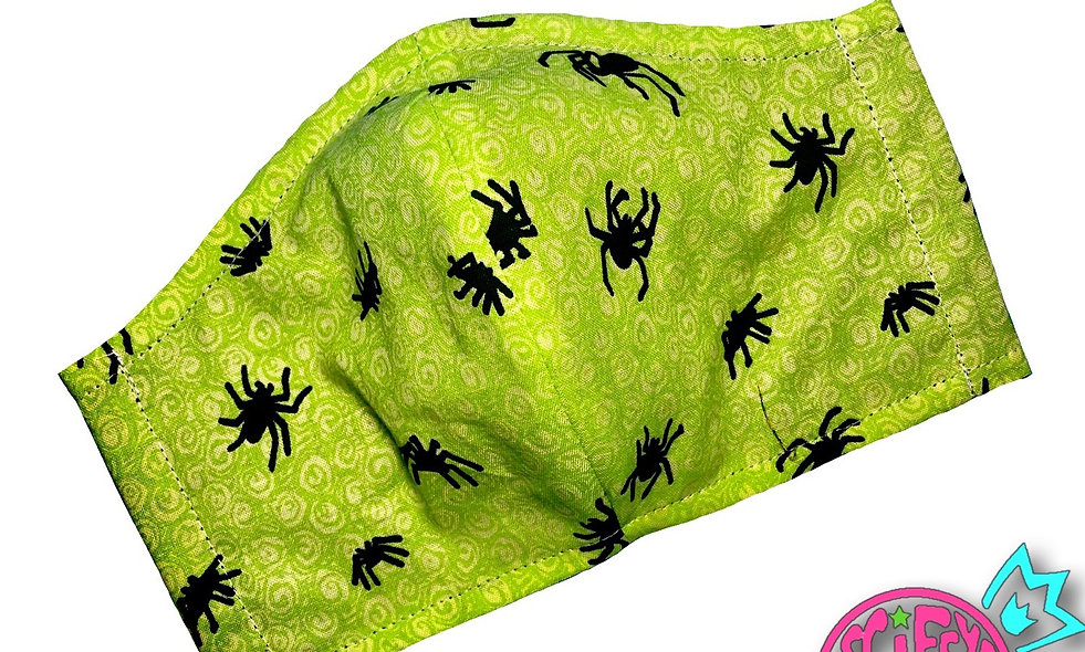 Spider-Ooze Cloth Dust Mask