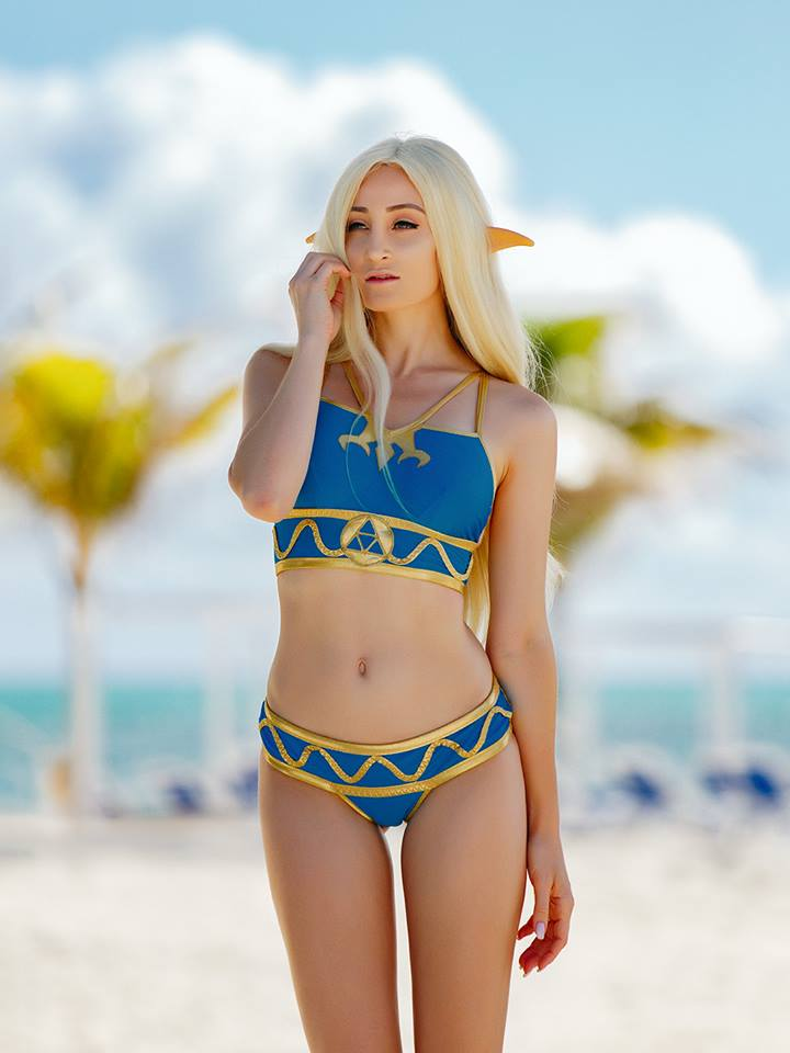 Holly Wolf as Zelda