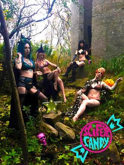 SciFeyeCandy Witches