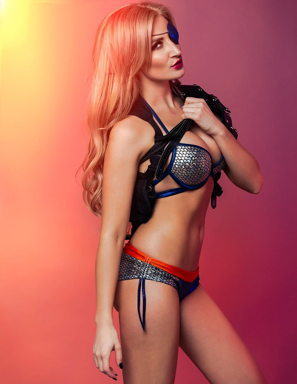 Ravager Cosplay kini by SciFeyeCandy
