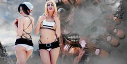 Attack on Bikini