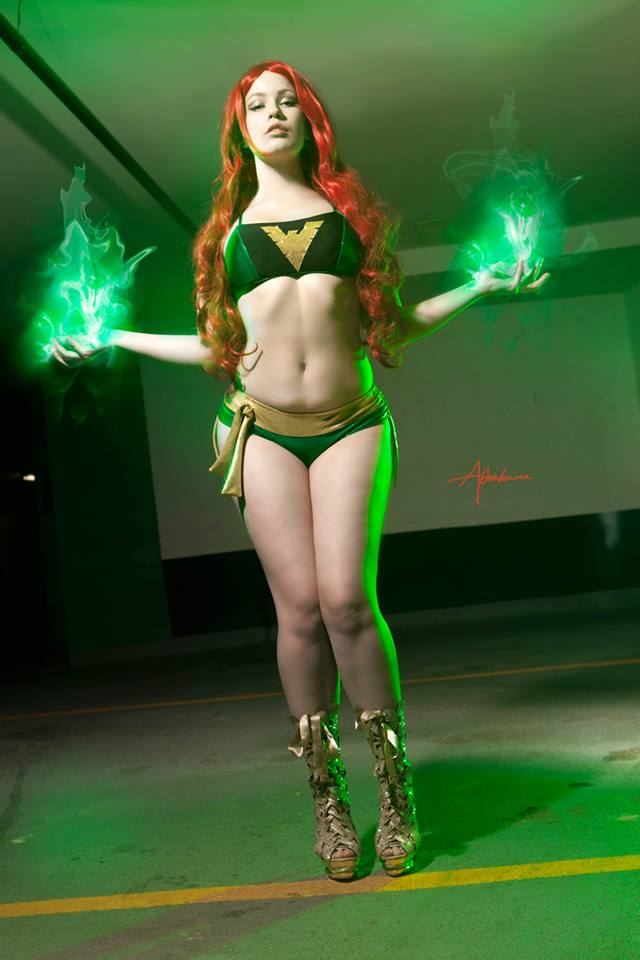 Phoenix Bikini by Scifeyecandy