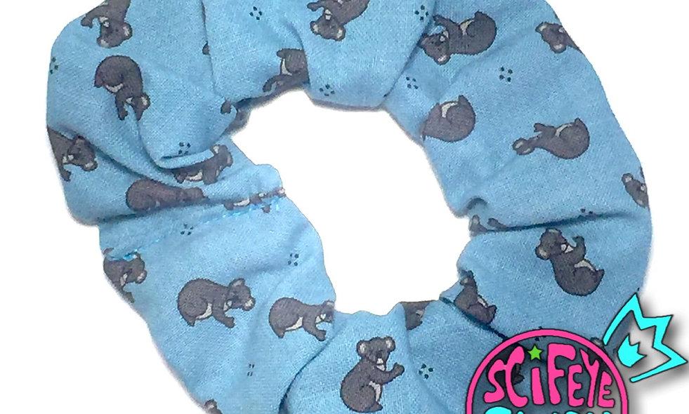 Koala Scrunchie