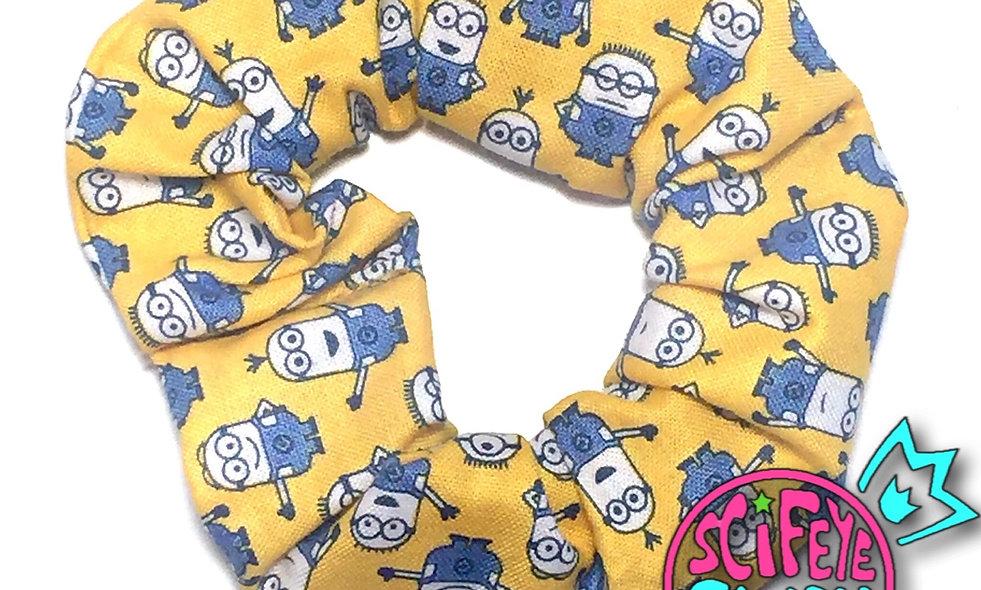 Despicable Minis Scrunchie