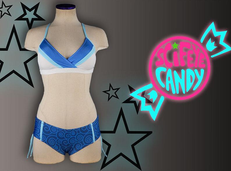 Cryo-Freeze Bikini by SciFeyeCandy