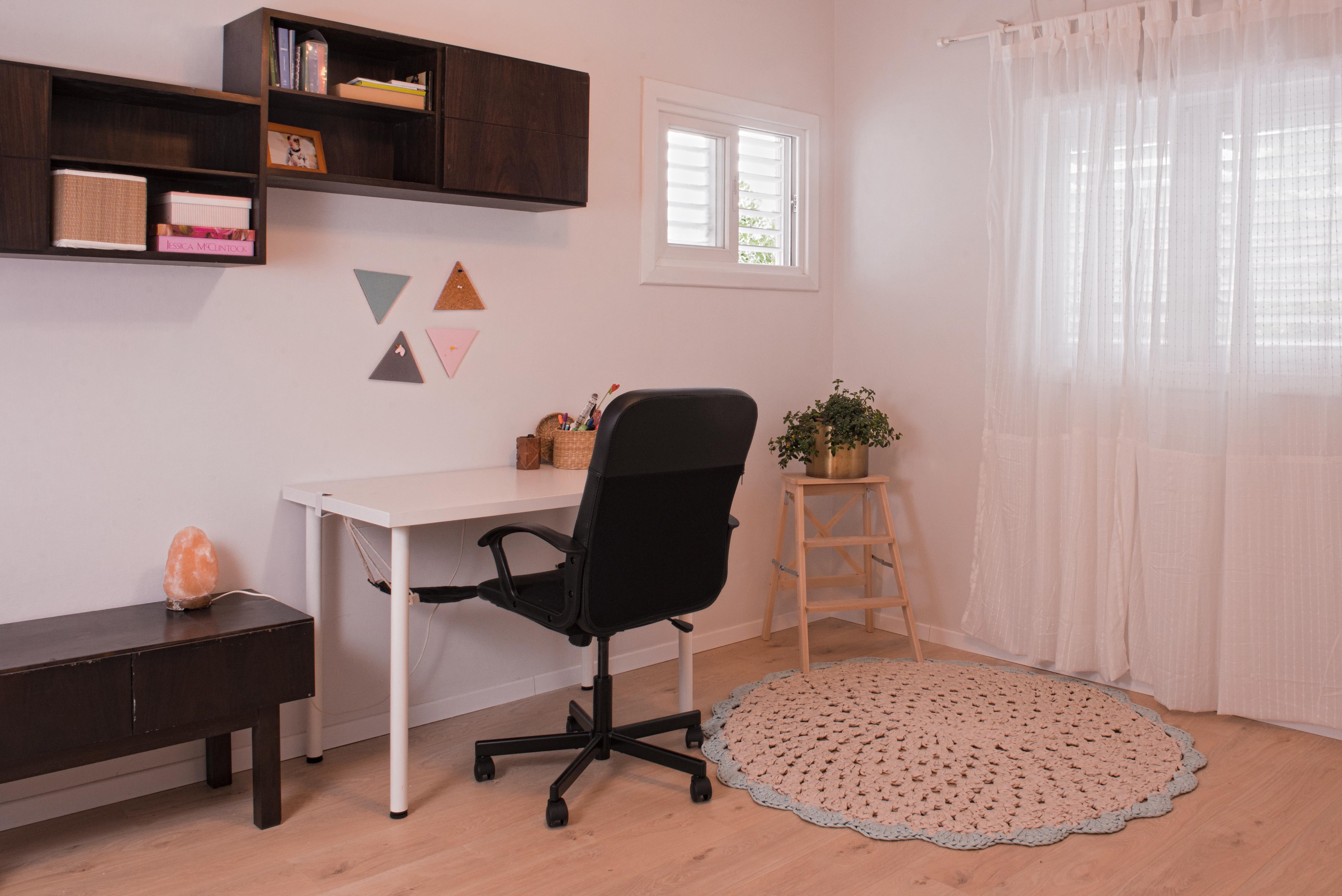 חדר עבודה ואירוח