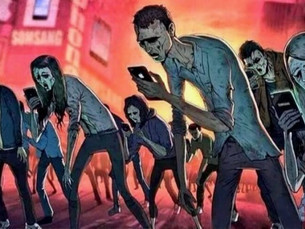 2020, Human Zombies, Dopamine and You