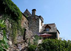19th-century stone cottage
