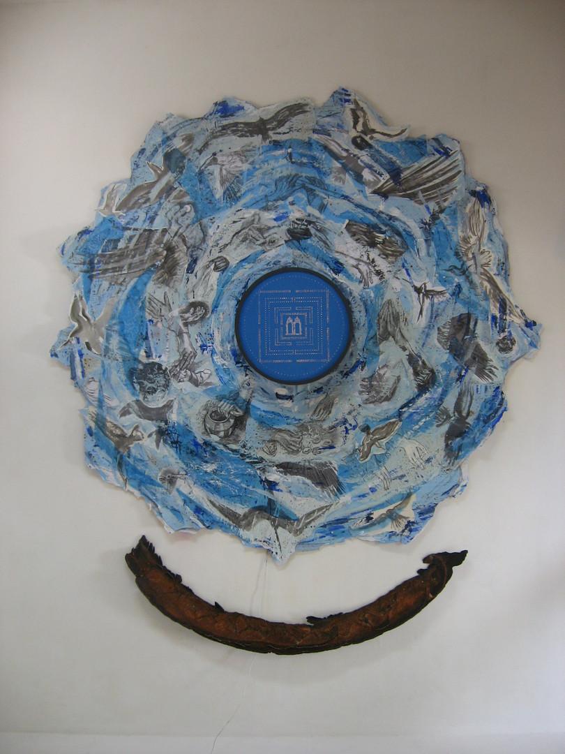 Dharma Chakra - La roue de l'Inde