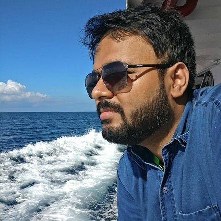 Learning solutions designer and instructional design leader Debarshi Kanjilal