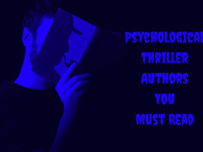 Top 10 Psychological Thriller Authors of the 21st Century