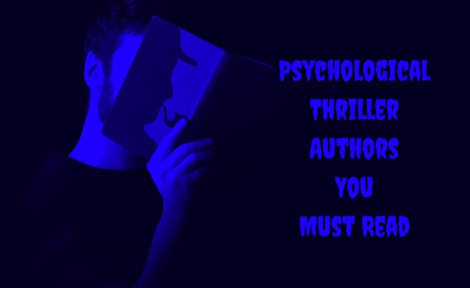 Psychological Thriller Authors List