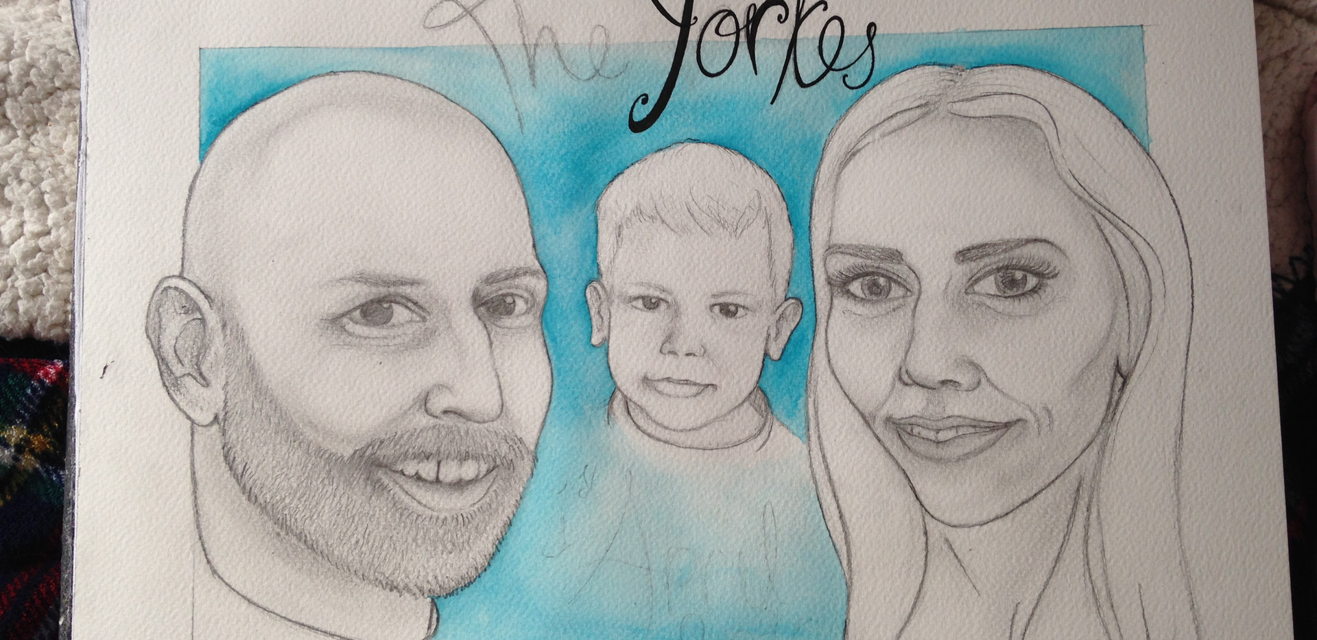 The Yorkes (almost finished)