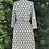 Thumbnail: Siberian - Vestido transpassado com estampa étnica
