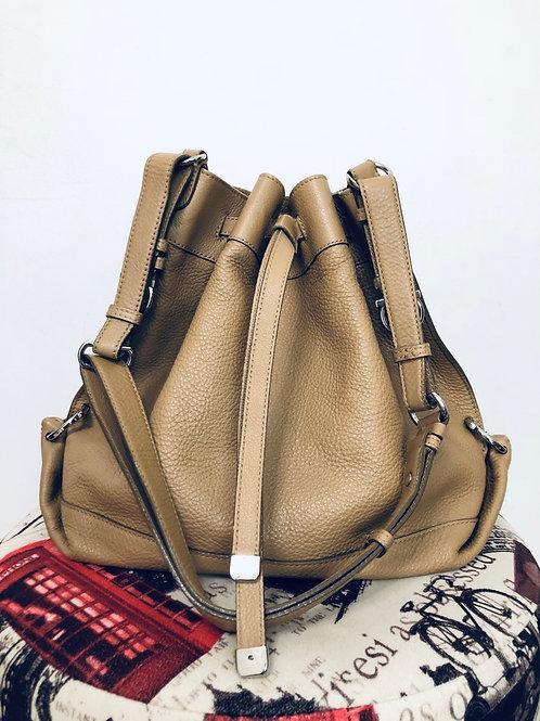 Bolsa de couro Salvatore Ferragamo