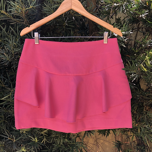 Saia rosa Zara Basic