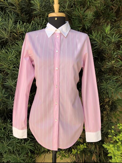 Camisa rosa Gap