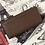 Thumbnail: Carteira Coach Envelope Slim marrom