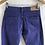 Thumbnail: Calça jeans flare azul Canal