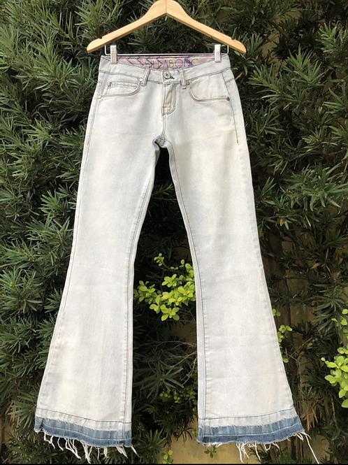 Calça jeans flare Billabong