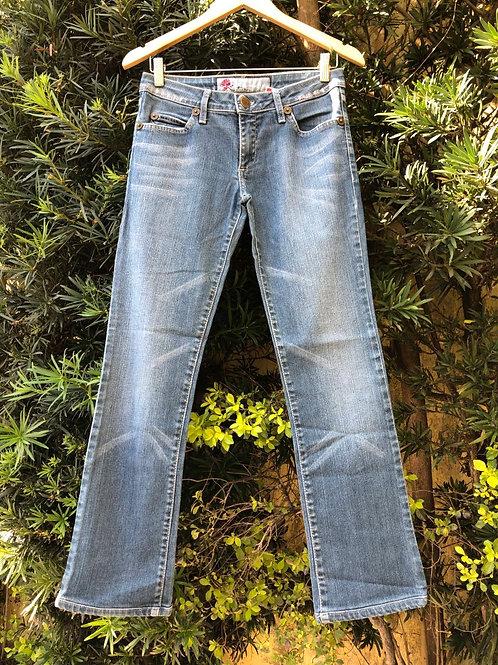 Calça jeans Rock Lily