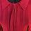 Thumbnail: Casaquinho tricô vermelho