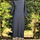 Thumbnail: Vestido longo marinho Farm