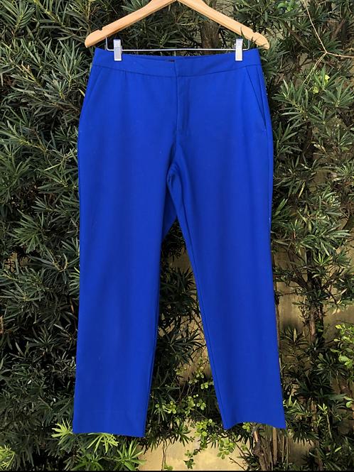 Calça azul Zara Basic